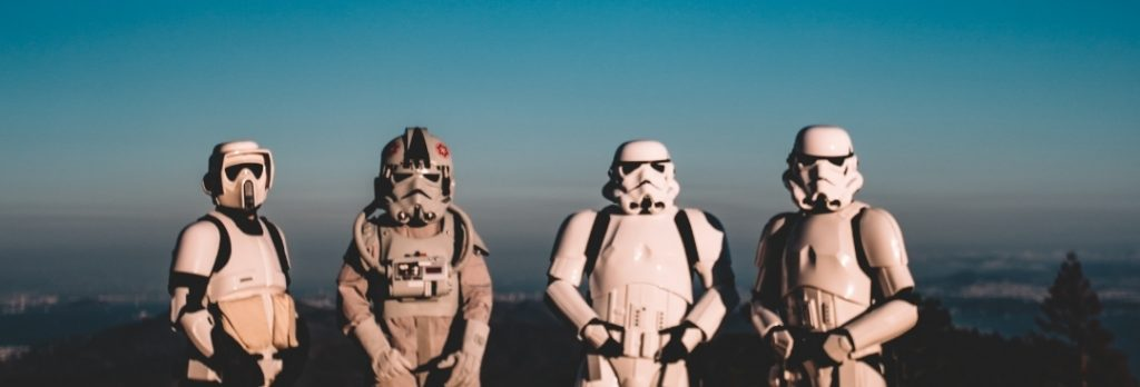 photo personnages star wars